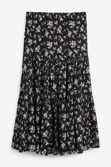 Next Tiered Skirt