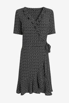 Next Wrap Dress-Tall