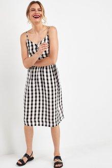Next Shirred Cami Dress