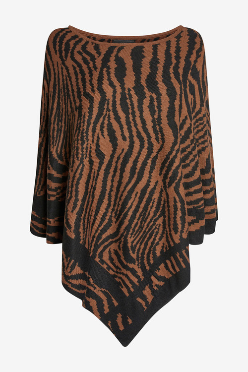 Next Tiger Poncho