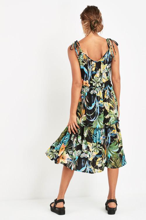Next Tiered Dress