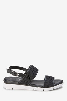Next Two Band Sporty Sandals