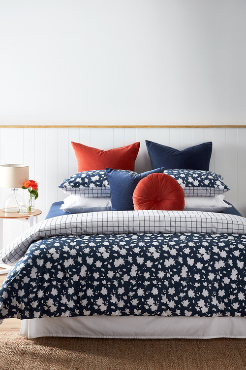 Cotton Flowers Bedpack
