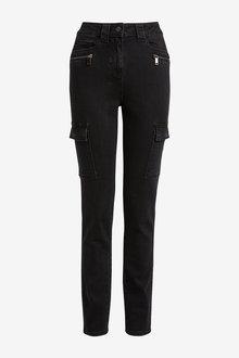 Next Utility Skinny Jeans-Tall