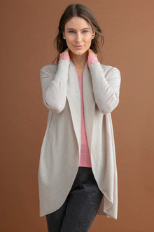 Capture Merino Cocoon Cardigan