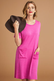 Capture Merino Pocket Dress