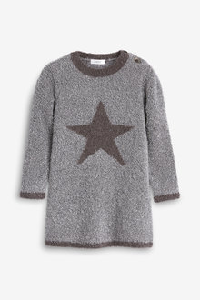 Next Star Jumper Dress (3mths-7yrs)