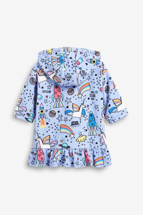Next Towelling Dress (3mths-7yrs)