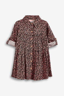 Next Animal Shirt Dress (3mths-7yrs)