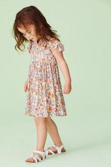 Next Floral Print Tea Dress (3mths-7yrs)