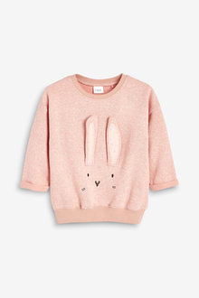 Next Bunny Crew Top (3mths-7yrs)