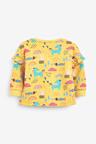 Next All Over Print Character Sweatshirt (3mths-7yrs)