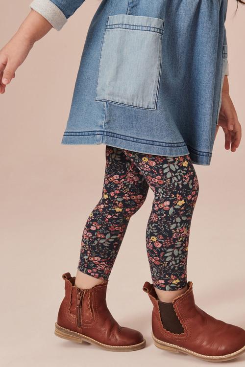 Next Ditsy Leggings (3mths-7yrs)
