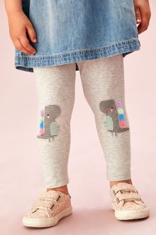 Next Dino Embellished Leggings (3mths-7yrs)