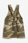 Next Camouflage Pinafore (3mths-7yrs)