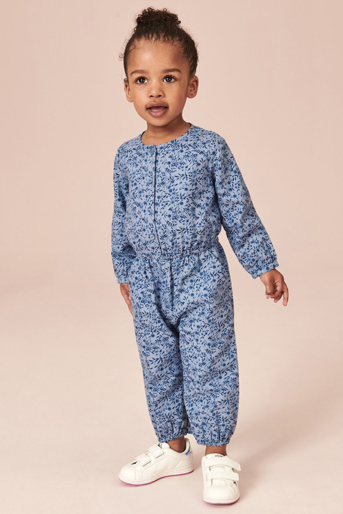 Next Ditsy Jumpsuit (3mths-7yrs)