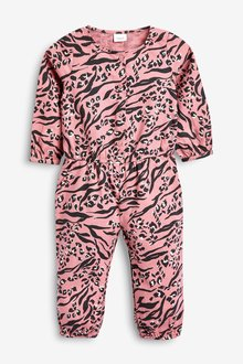 Next Long Sleeve Jumpsuit (3mths-7yrs)