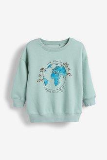 Next Love Our World Sweatshirt (3mths-7yrs)