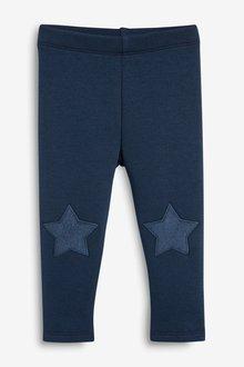 Next Fleece Lined Leggings (3mths-7yrs) - 241274