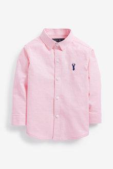 Next Long Sleeve Oxford Shirt (3mths-7yrs)