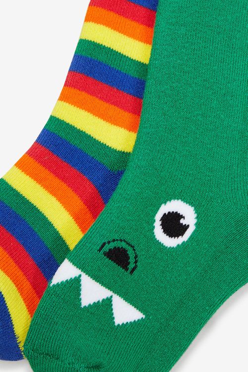Next 2 Pack Full Terry Welly Socks (Younger)