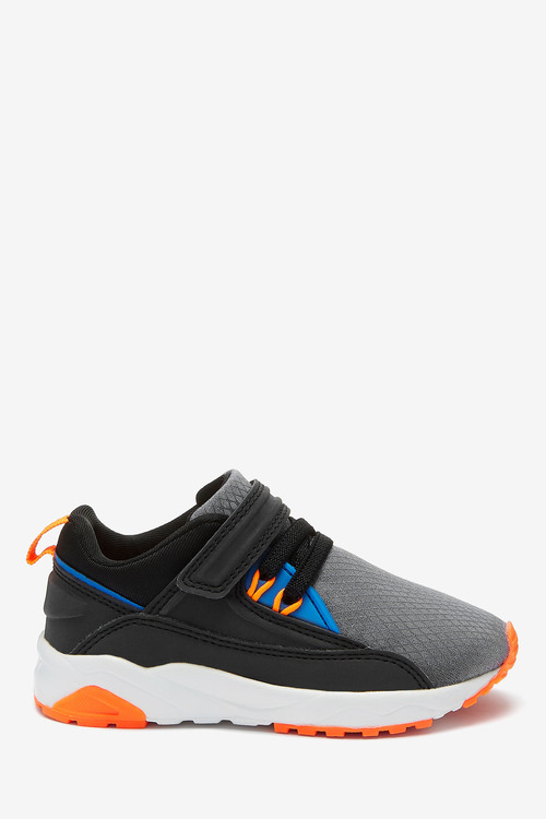 Next Elastic Lace Trainers (Younger)