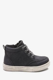 Next Warm Lined Chukka Boots (Younger)