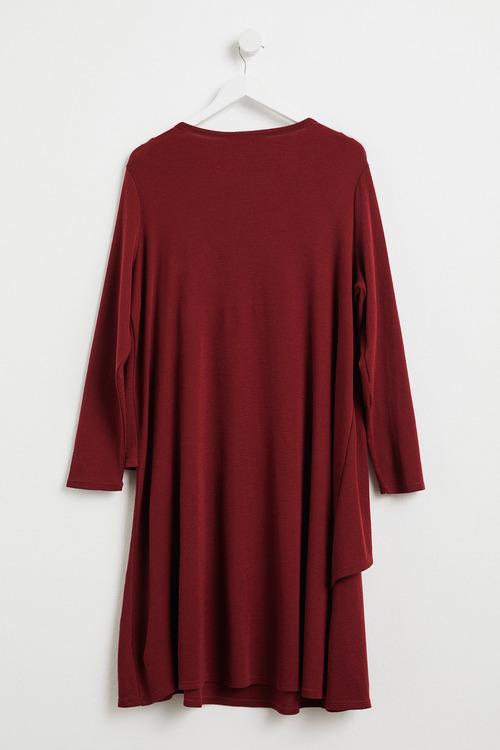 Plus Size - Sara Merino Layer Dress