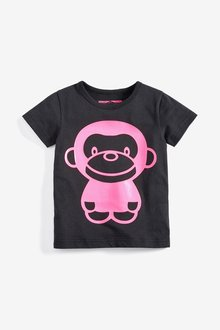 Next Monkey T-Shirt (3mths-7yrs)