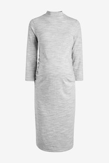 Next Maternity High Neck Dress