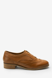 Next Signature Forever Comfort Leather Brogues