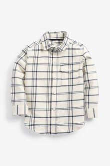 Next Long Sleeve Check Shirt (3mths-7yrs)