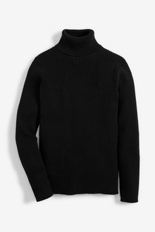 Next Roll Neck Top (3-16yrs)