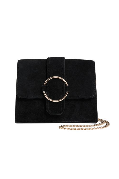 Chloe Suede Chain Bag