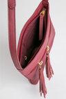 Julia Leather Crossbody Bag