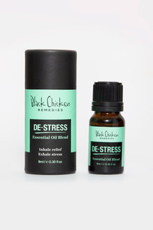 Black Chicken Remedies De-stress Essential Oil Blend