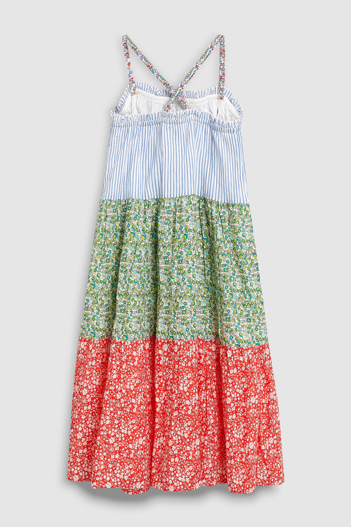 Next Tiered Maxi Dress (3-16yrs)