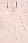 Next Pale Pink Denim Skirt