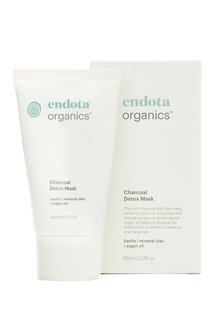 endota Organics Charcoal Detox Mask