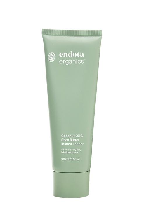 endota Organics Coconut Oil & Shea Butter Instant Tanner