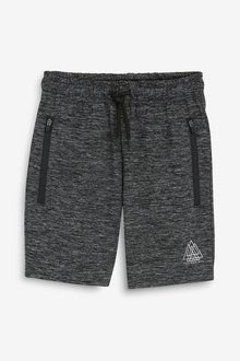 Next Charcoal Lightweight Shorts - 242118