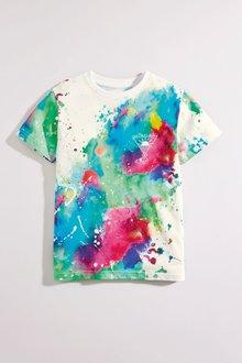 Next Colour Splat T-Shirt (3-16yrs)