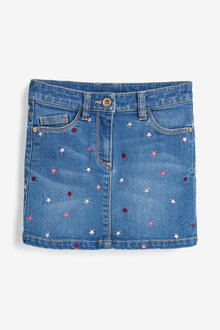 Next Denim Skirt (3-16yrs)