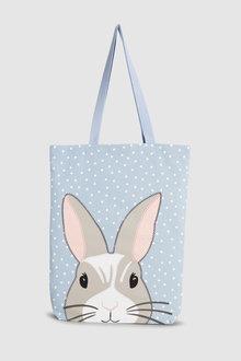 Next Bunny Print Shopper