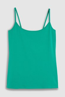 Next Green Thin Strap Vest - 242461