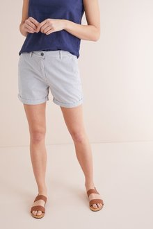Next Stripe Chino Shorts - 242482