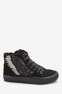 Next Wings High Top Trainers (Older)