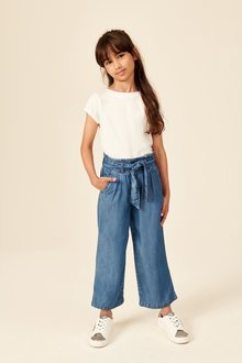 Next Wide Leg Trousers (3-16yrs)