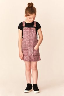 Next Denim Pinafore (3mths-16yrs)