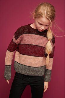 Next Stripe Jumper (3-16yrs)